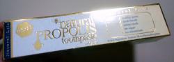 体験プロポリス歯磨き粉1