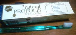 体験プロポリス歯磨き粉2